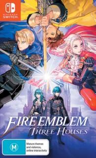 Nintendo-Switch-Fire-Emblem-Three-Houses on sale