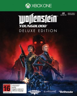 Xbox-One-Wolfenstein-Youngblood-Deluxe-Edition on sale
