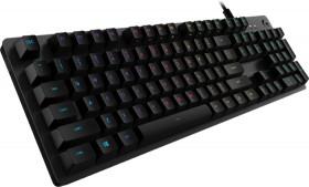 Logitech-G512-RGB-Mechanical-Keyboard-GX-Blue-Key on sale