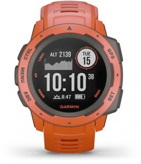 Garmin-Instinct-Sports-Watch-Flame-Red on sale