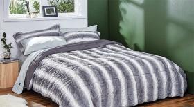 Galaxy-Bear-Faux-Fur-QueenKing-Comforter-Sets on sale