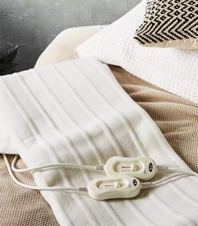 Zip-DoubleQueen-Electric-Blanket on sale