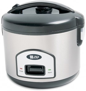 Zip-Stainless-Steel-7-Cup-Rice-Cooker on sale