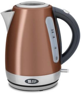 Zip-Metallic-Copper-Colour-1.7-Litre-Kettle on sale