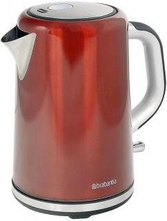 Brabantia-Red-1.7-Litre-Kettle on sale