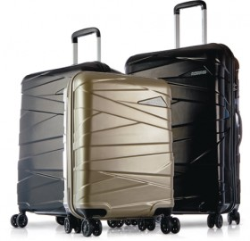 American-Tourister-by-Samsonite-Wrap-Trolleycases on sale