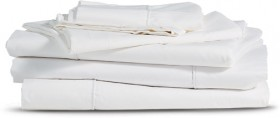 Royal-Premiere-Egyptian-Cotton-White-Queen-Sheets on sale