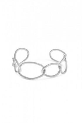 Contemporary-Open-Link-Bracelet on sale