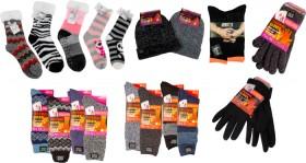Winter-Socks-Hats-Gloves-Range on sale