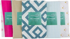 Pillowcases-2-Pack-48-x-74cm on sale