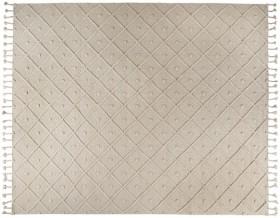 Diamond-Polka-Dot-Hand-Woven-Wool-with-Pile-Rug-240-x-300cm on sale
