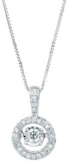Everlight-Pendant-with-0.20-Carat-TW-of-Diamonds-in-Sterling-Silver on sale