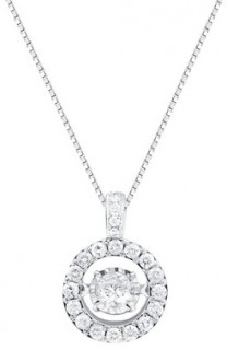 Everlight-Pendant-with-34-Carat-TW-of-Diamonds-in-14ct-White-Gold on sale