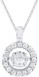 Everlight-Pendant-with-1-12-Carat-TW-of-Diamonds-in-14ct-White-Gold on sale