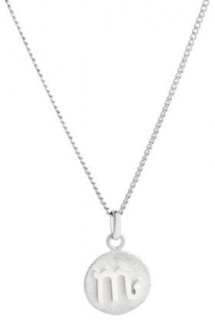 Zodiac-Pendant-in-Sterling-Silver on sale