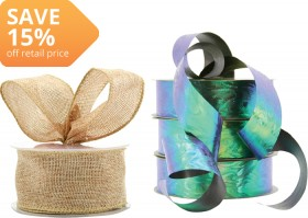 Gift-Ribbon on sale