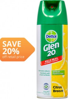 Dettol-Glen-20-Range on sale