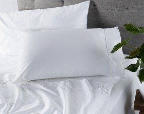 White-Home-300-Thread-Count-Cotton-Sheet-Set on sale