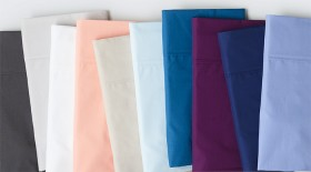 40-off-Koo-250-Thread-Count-Individual-Sheets on sale