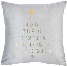 30-off-Bouclair-Sparkling-Moments-Nox-Grey-Cushion-46x46cm on sale