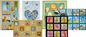 Quilting-Panels on sale