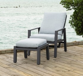 Retreat-Recliner-Footstool on sale