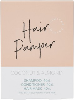 Coconut-and-Almond-Hair-Pamper-Pack on sale