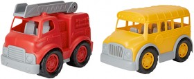 On-the-Go-Large-School-BusFire-Truck on sale