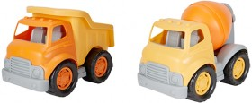 On-the-Go-Dump-TruckCement-Mixer on sale