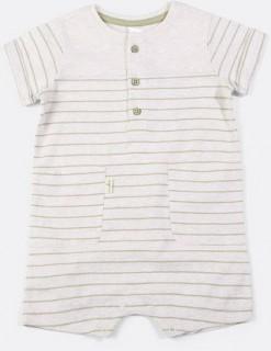 Organic-Cotton-Henley-Romper-Stripe on sale
