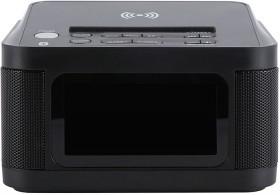 Bluetooth-Clock-Radio-with-Wireless-Charging on sale