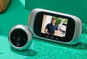 NEW-Peephole-Camera on sale