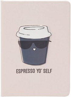 Espresso-Yo-Self-Journal on sale