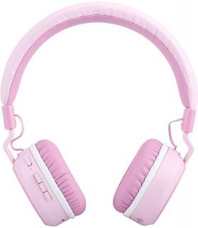 Kids-Bluetooth-Headphones-Pink on sale