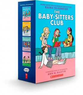 NEW-The-Baby-Sitters-Club-Box-Set on sale