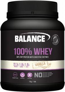 Balance-100-Whey-Protein-Vanilla-750gm on sale