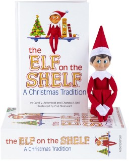 The-Elf-on-the-Shelf on sale