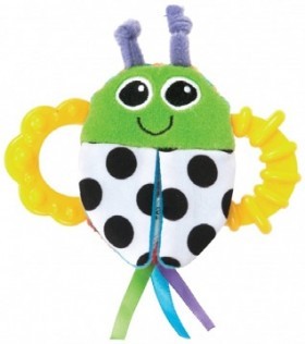 Lamaze-Bitty-Bite-Bug-Rattle on sale