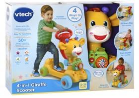 NEW-VTech-4-in-1-Giraffe-Scooter on sale