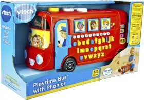 VTech-Playtime-Bus-with-Phonics on sale