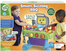 NEW-Leap-Frog-Smart-Sizzling-BBQ on sale