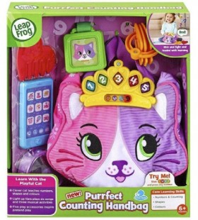 Leap-Frog-Purrfect-Counting-Handbag on sale