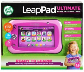 Leap-Frog-Ultimate-Get-Ready-for-School-Tablet-Pink on sale