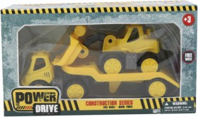 Powerdrive-Excavator-Hauler-Set on sale