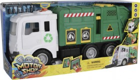 Motorshop-Garbage-Recycle-Truck on sale
