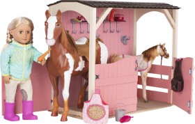 Our-Generation-Saddle-Up-Stables-Playset on sale
