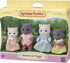 Sylvanian-Families-Persian-Cat-Family-4-Pack on sale