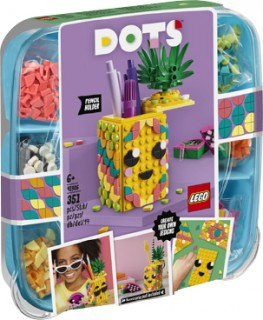 LEGO-Dots-Pineapple-Pencil-Holder-41906 on sale