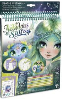 Nebulous-Stars-Creative-Sketchbook on sale
