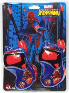 Marvel-Ultimate-Spiderman-Walkie-Talkie on sale